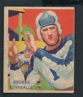 1935 National Chicle Football Cards 6
