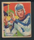 1935 National Chicle Football Cards 7
