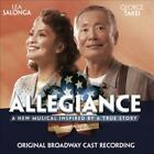 ALLEGIANCE [ORIGINAL BROADWAY CAST RECORDING] - NEW CD