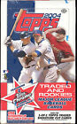 2004 Topps Traded & Rookies Baseball Card Hobby 24 Pack Box 1 Autograph OR Relic