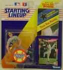 1992 Extended Starting Lineup SLU Action Figure: Todd Van Poppel - Oakland A's