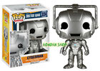 FUNKO Pop Television Doctor Who Cyberman FIGURE ORIGINALE100 Official