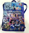Disney Disneyland 60th Diamond Anniversary Mickey Mouse Character Backpack NEW