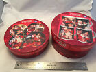 Holiday Portraits Christmas Coca-Cola Mug & Salad/Dessert Plate Set of 4 Sakura