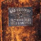 Bad Company : Stories Told and Untold CD (1998)