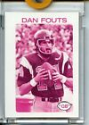 Dan Fouts Cards, Rookie Card and Autographed Memorabilia Guide 8