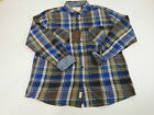 Mens Shirts Weatherproof Casual Long Sleeve Vintage Plaids