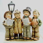 M I Hummel Porcelain Figurine #471 Harmony In Four Parts TMK6 Century Collection