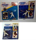 90s Starting Lineup Figures Bo Jackson Barry Bonds Ramon Martinez Frank Robinson