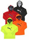 Puma Youth Boys Big Cat Pullover Sweatshirt Hoodie Multiple Colors