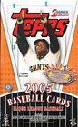 2005 TOPPS SERIES 2 SEALED HOBBY BASEBALL BOX
