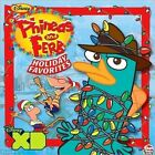 PHINEAS AND FERB/THE CAST OF PHINEAS AND FERB - PHINEAS AND FERB HOLIDAY FAVORIT