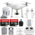 DJI Phantom 4 GPS QuadCopter Phantom4 Drone 4K 12 Megapixel HD Camera 64GB KIT