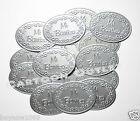 12 X MI BAUTIZO EMBOSSED TIN SIGN SILVER TAGS SIGN FOR FAVORS SCRAPBOOKING DECOR