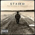 Illusion of Progress [PA] by Staind (CD, Aug-2008, Atlantic (Label))  NEW