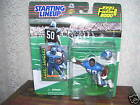 Barry Sanders Starting Lineup Baseball Figure  and Card MIP 1999 Hasbro