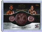 2014 Topps WWE Championship Belts Guide  43