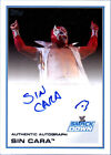 2013 Topps WWE Autographs Visual Guide 40