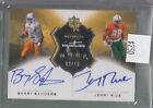 2013 Ultimate Collection Dual Autograph Auto Jerry Rice Barry Sanders 09 15
