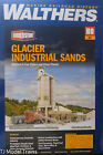 Walthers HO #933-4035 Glacier Industrial Sands -- Kit (Plastic Parts)