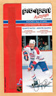 1986-87 Pro-Sport Watch Unused Package, Canadiens' Larry Robinson