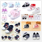 Toddler Infant Baby Boys Girls Soft Sole Crib Shoes Sneaker Newborn to 18 Months