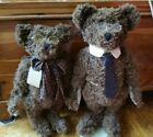 The Boyds Collection Mohair Bear Lot Limited Edition Truman Jackson Bearington