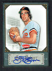 Jim Palmer #50 signed autograph 2006 Fleer Greats of the Game GOTG AUTO