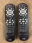TWO (2) DISH NETWORK HOPPER HOPPERSLING JOEY REMOTES 40.0 2G  + BATTERIES!