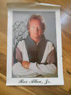 Old Vintage To Sally Rex Allen Jr. 1987 Country Music Picture Photo Autograph