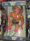 WWF Star Toys Ultimate Warrior 14 Inch action figure wrestling MISB 1991 Spain