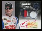 2012 Press Pass DALE EARNHARDT JR. # 5 Rookie Year Auto Dual Patch !