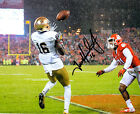 Torii Hunter Jr Notre Dame Irish hand signed autographed 8x10 football photo ND