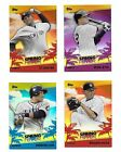 2014 TOPPS SPRING FEVER BASEBALL SET CARDS #1-50 M TROUT CLAYTON KERSHAW JETER