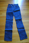 1980s Mens Lee Dark Wash Jeans Size 28 x 36 Made in USA Deadstock