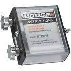 Moose Racing Enduro Dual Sport Side Load Route Sheet Chart Roll Holder USA NEW