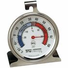 Taylor 3507 TruTemp Refrigerator / Freezer Dial Type Stainless Thermometer NEW