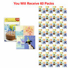 Pack of 60 Hallmark Assorted Happy Birthday Greeting Card Wish Party WHOLESALE