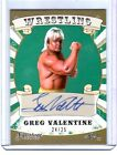 2017 Leaf Buyback Wrestling Cards 8