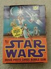 Vintage 1977 Topps Star Wars Series 5 .. Complete Box 36 Factory Sealed Packs