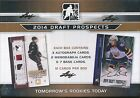 4 BOX LOT 2014 15 LEAF ITG IN THE GAME DRAFT PROSPECTS SEALED HOBBY HOCKEY BOX