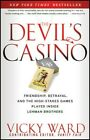 NEW The Devils Casino by Vicky Ward BOOK Paperback Free PH