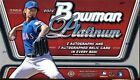 2012 BOWMAN PLATINUM SEALED HOBBY BASEBALL BOX