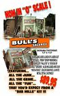 Bar Mills O Scale Bull's Salvage LaserCut Kit  # 0454 Bob The Train Guy