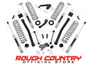 Rough Country 60930 35 Inch Suspension Lift Kit for 07 17 Jeep JK Wrangler