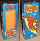 MEGO 8 HUMAN TORCH FANTASTIC FOUR BOX ONLY
