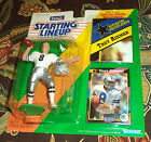 Kenner Starting Lineup Sports Super Star Collectibles-Troy Aikman 1992 NIP