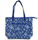 Disney Disneyland 60th Diamond Anniversary Castle Logo Large Tote Bag NEW