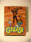 1978 GREASE 2nd Series BOX (36 CARD PACKS) TOPPS