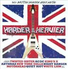 Harder and Heavier: 60's British Invasion Goes Metal by Various Artists CD Rock